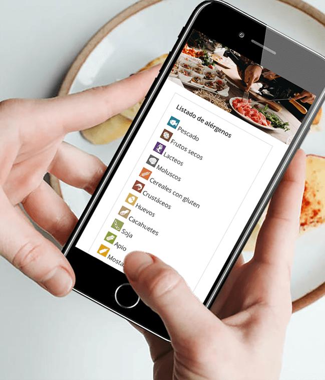 carta qr restaurantes
